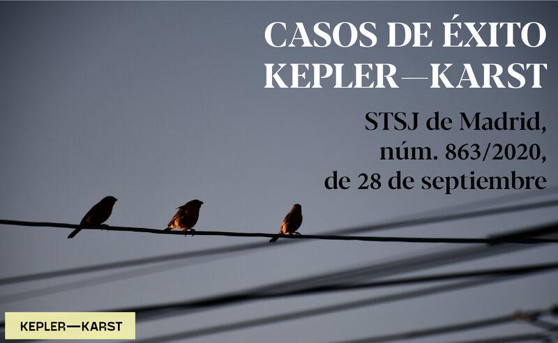 Caso de éxito Kepler-Karst: sentencia en favor de los trabajadores de una empresa en ERE