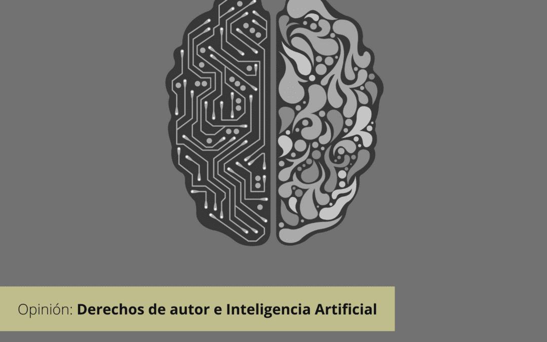 ¿Podrían reconocerse los derechos de autor a un robot con IA?