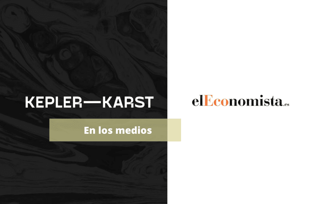 Eduardo Frutos escribe para El Economista sobre la importancia de declararse insolvente a tiempo