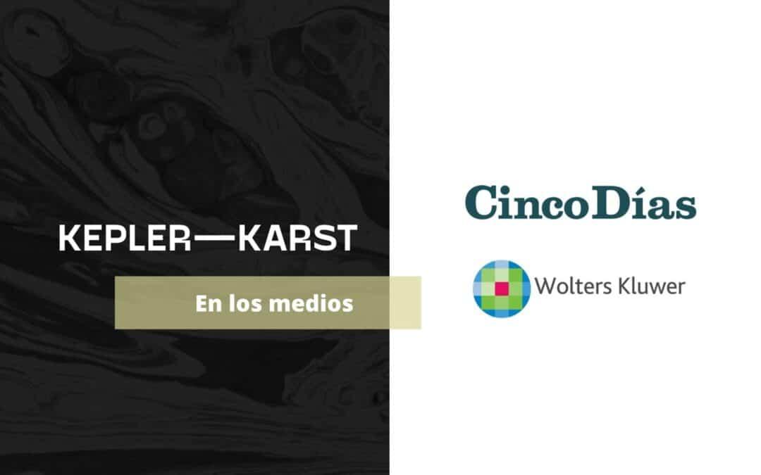 """Eduardo Frutos para Cinco Días: """"Contra la profecía autocumplida de los concursos de acreedores"""""""