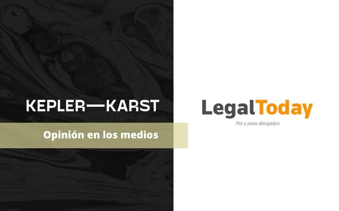 Armando Betancor y Luis Barber escriben para LegalToday sobre los créditos litigiosos en el TRLC