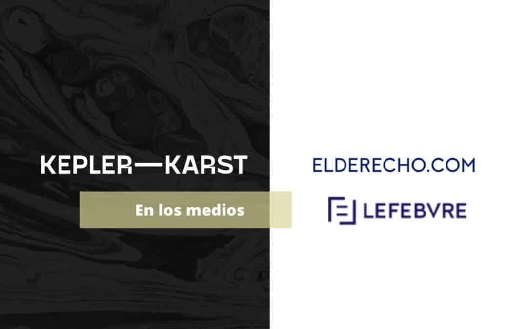 """Luis Barber y Armando Betancor para El derecho: """"La moratoria concursal no supone una 'patente de corso' para los Administradores"""""""