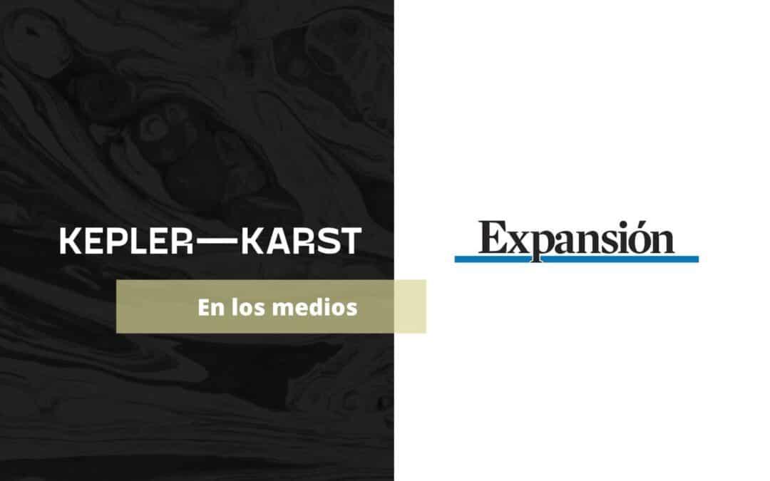 Kepler-Karst en Expansión por su participación en redes sociales