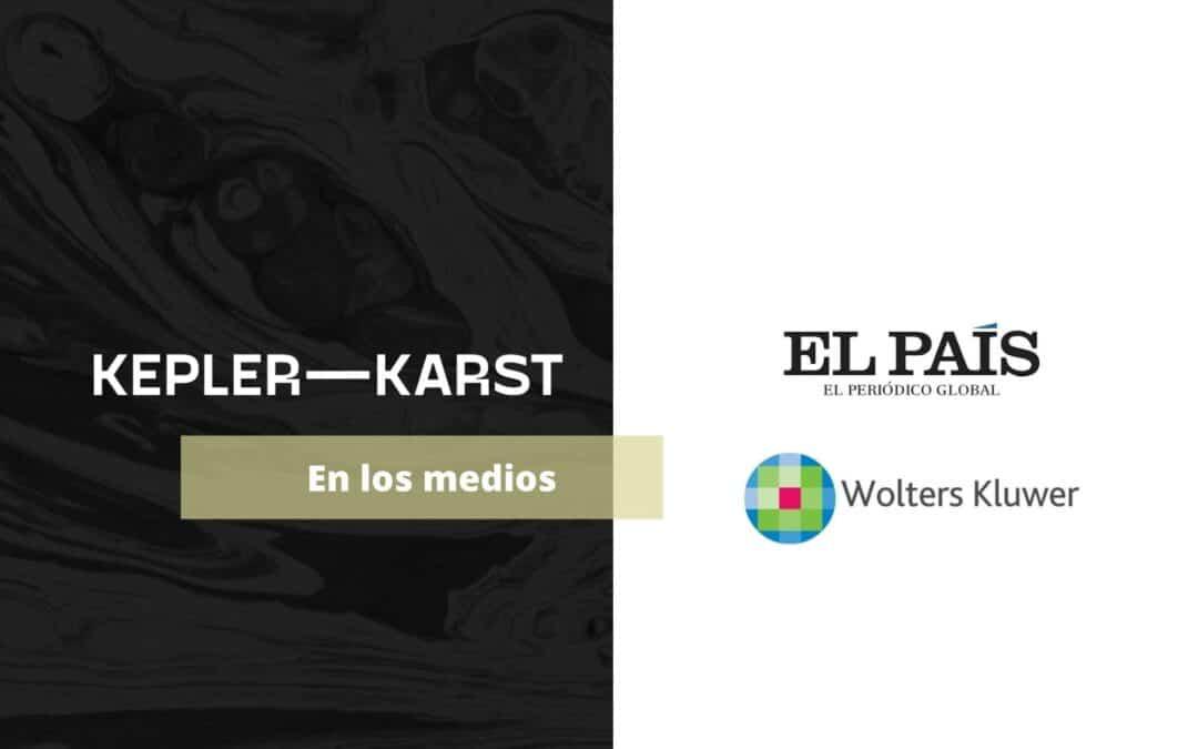 Kepler-Karst opina para El País sobre el nuevo Registro Salarial de las empresas