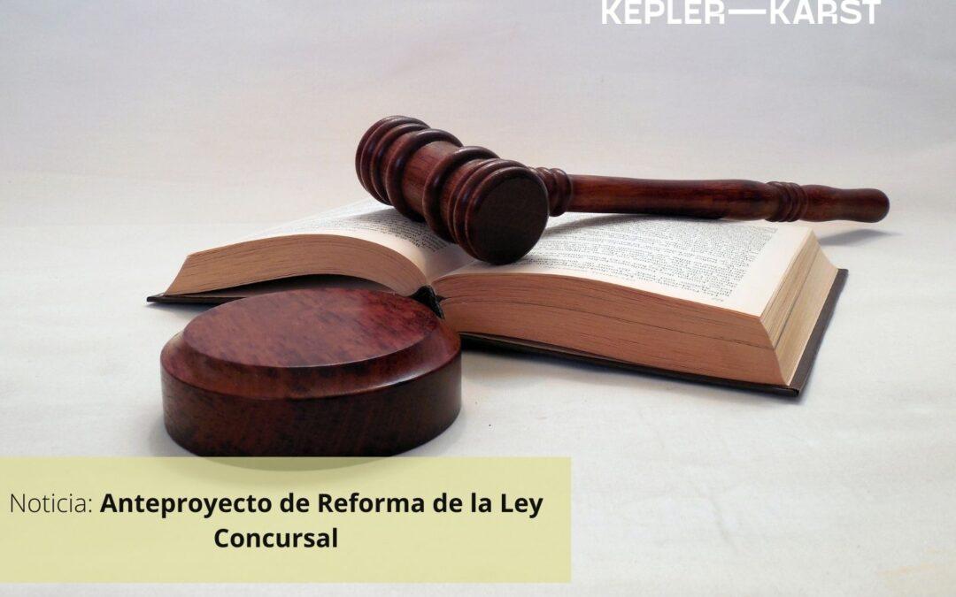 Llega a consulta pública el Anteproyecto de Ley Concursal