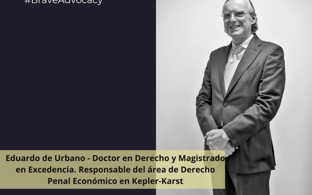 Kepler-Karst ficha como Of Counsel al Magistrado Eduardo de Urbano Castrillo